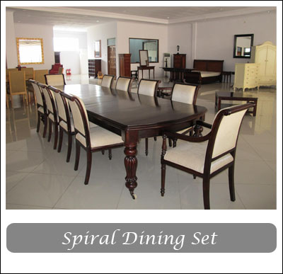 Spiral Dining Collection