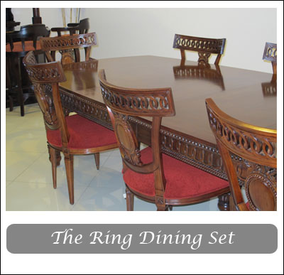 the ring dining Collection