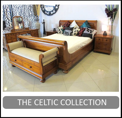 Celtic Bedroom Collection