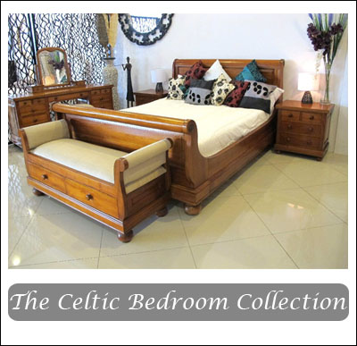 the celtic bedroom furniture collection