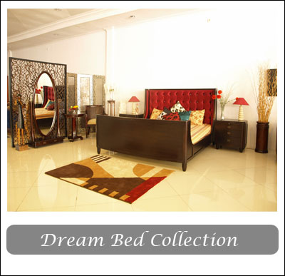 dream bedroom collection