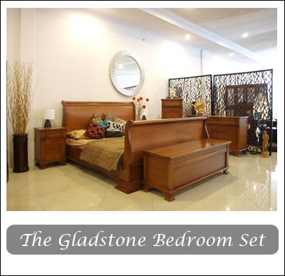 The GladStone Bedroom Collection