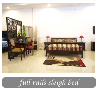 Full Rails Bedroom Collection