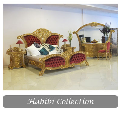 habibi bedroom collection