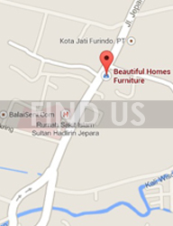 Beautiful Homes Map