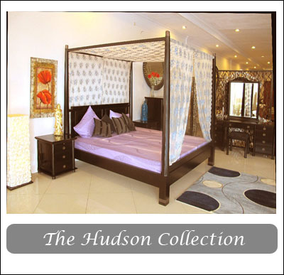 The Hudson Bedroom Collection