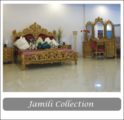 jamili bedroom collection