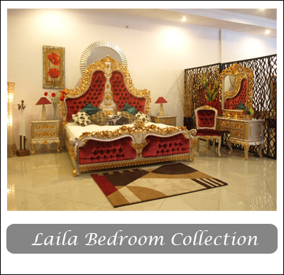 Laila Bedroom Collection