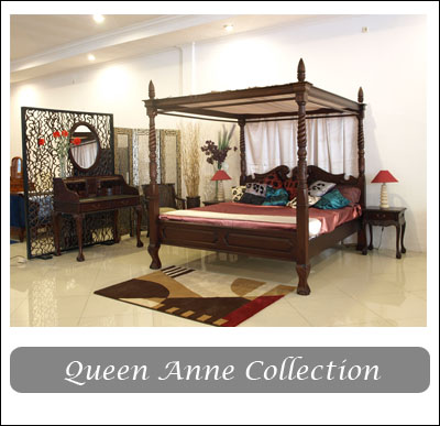 Queen Anne Bedroom Collection
