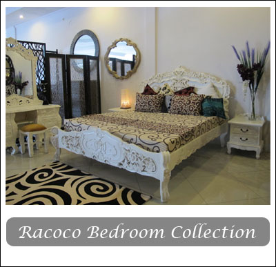 racoco bedroom collection