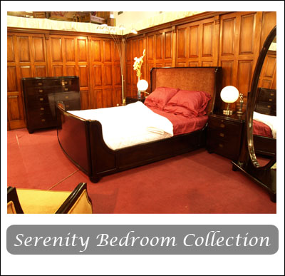 serenity bedroom collection