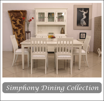 Simphony Dining Collection