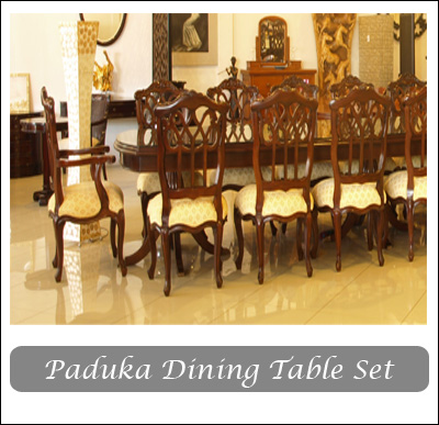 paduka dining collection