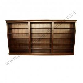 Plain Open bookcase
