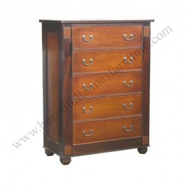 Cezanne Tall chest 5 of drawer