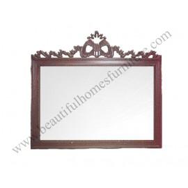 Rectanguler Bow Mirror